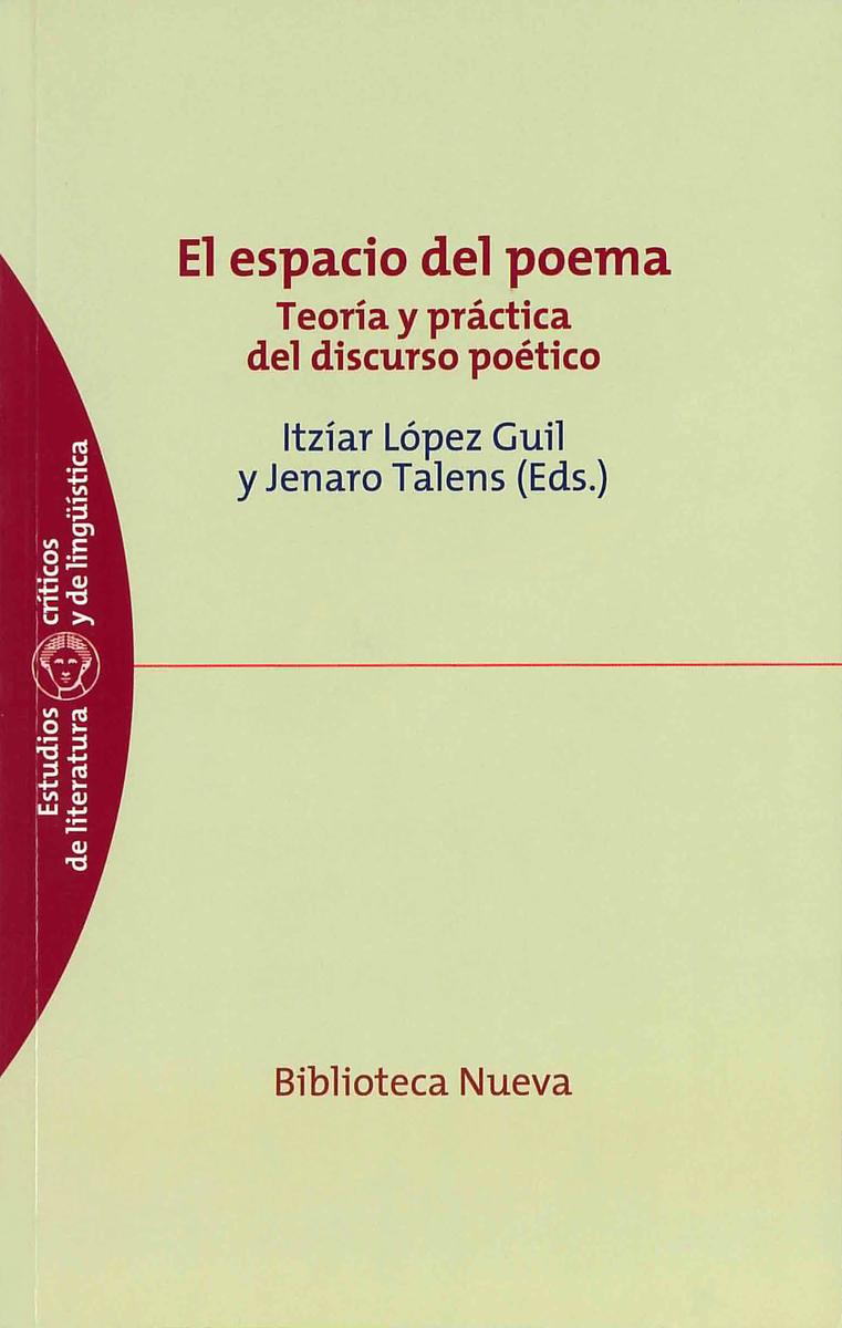 ESPACIO DEL POEMA, EL: portada