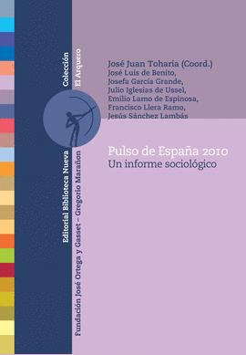 PULSO DE ESPA�A 2010: portada