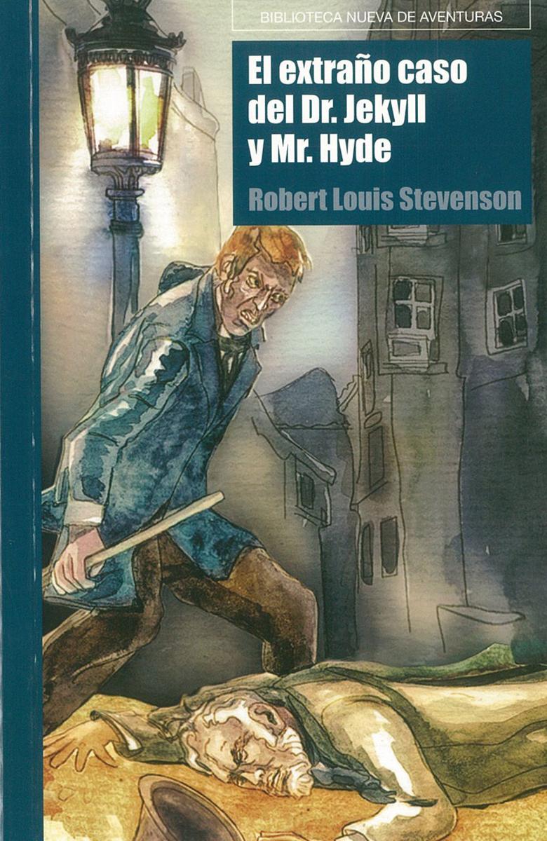 EXTRAÑO CASO DEL  DR. JEKYLL Y MR. HYDE, EL: portada
