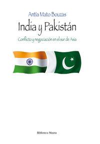INDIA Y PAKISTáN: portada