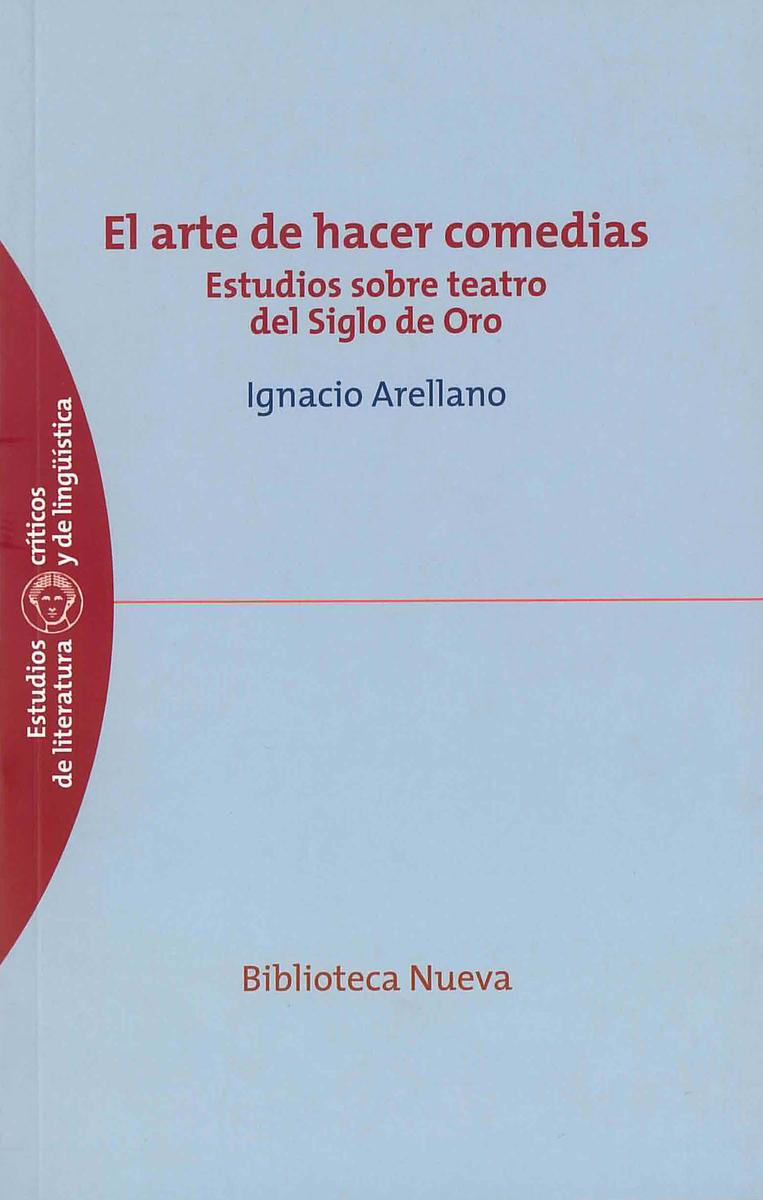 ARTE DE HACER COMEDIAS, EL: portada