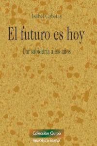 EL FUTURO ES HOY: portada