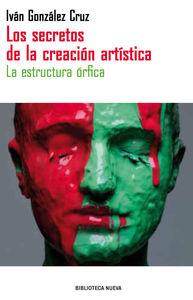 LOS SECRETOS DE LA CREACIóN ARTíSTICA: portada