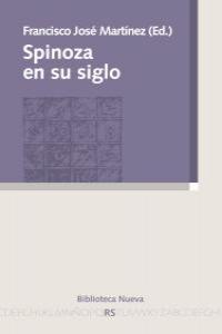 SPINOZA EN SU SIGLO: portada