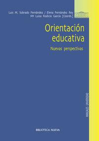 ORIENTACIóN EDUCATIVA: portada