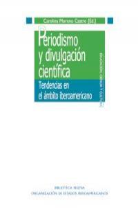 PERIODISMO Y DIVULGACIóN CIENTíFICA: portada