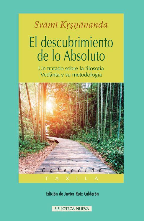 DESCUBRIMIENTO DE LO ABSOLUTO, EL: portada