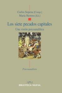 LOS SIETE PECADOS CAPITALES: portada