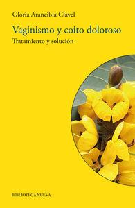 VAGINISMO Y COITO DOLOROSO: portada