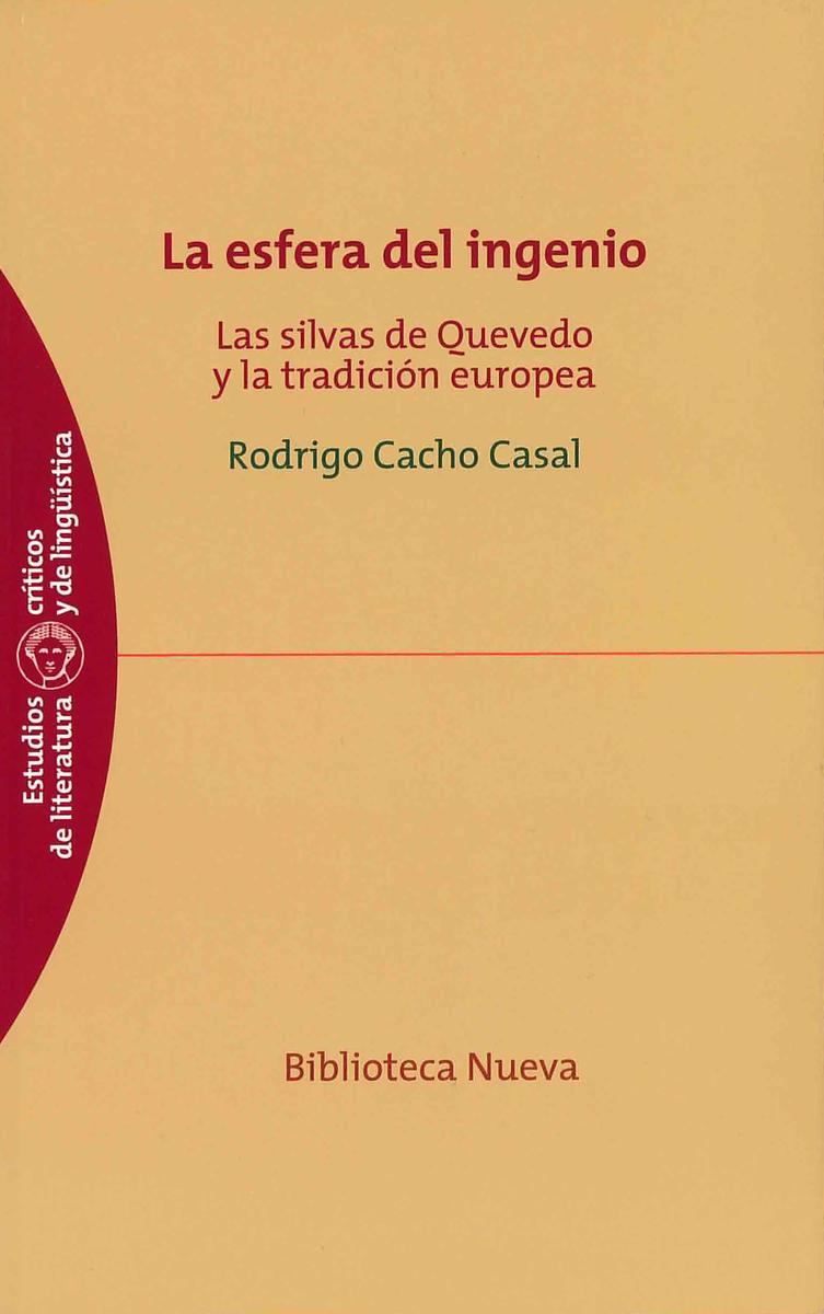 ESFERA DEL INGENIO, LA: portada