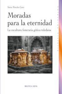 MORADAS PARA LA ETERNIDAD: portada
