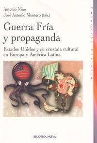 GUERRA FRIA Y PROPAGANDA: portada