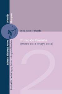 PULSO DE ESPAñA 2012: portada