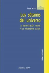 LOS SóTANOS DEL UNIVERSO: portada