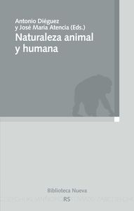 NATURALEZA ANIMAL Y HUMANA: portada