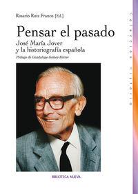 PENSAR EL PASADO: portada