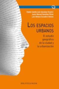 LOS ESPACIOS URBANOS: portada