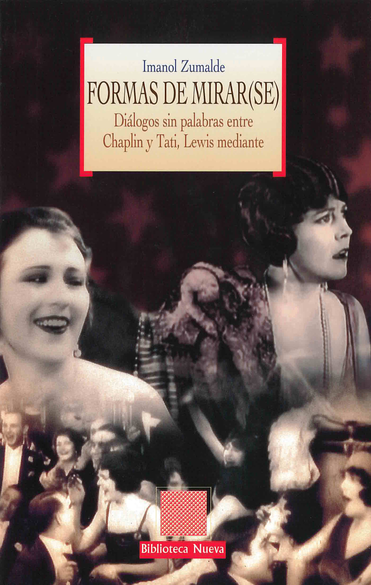 FORMAS DE MIRAR(SE): portada