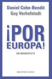 ¡POR EUROPA!: portada