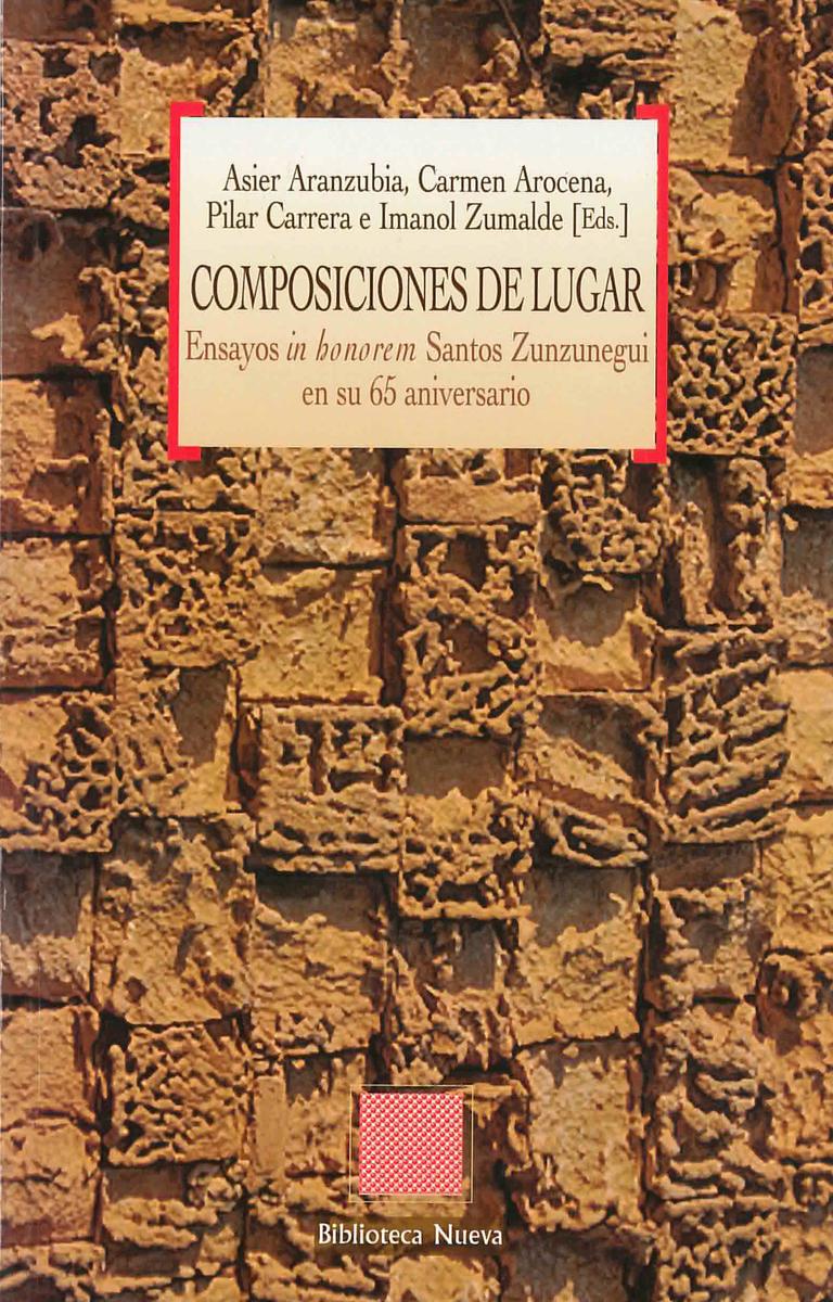 COMPOSICIONES DE LUGAR: portada