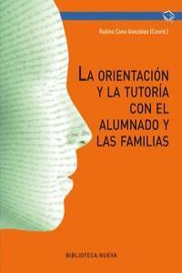 ORIENTACIóN Y TUTORíA CON EL ALUMNADO Y LAS FAMILIAS: portada