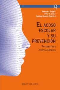 EL ACOSO ESCOLAR Y SU PREVENCIóN: portada