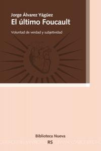 EL ULTIMO FOUCAULT: portada