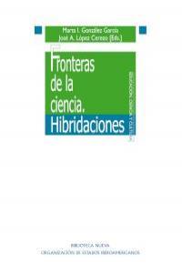 FRONTERAS DE LA CIENCIA.HIBRIDACIONES: portada
