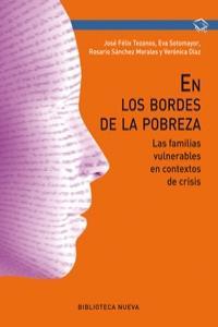 EN LOS BORDES DE LA POBREZA: portada