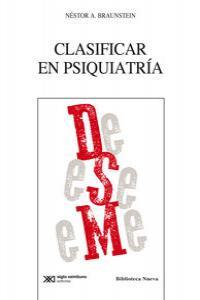 CLASIFICAR EN PSIQUIATRIA: portada