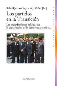 LOS PARTIDOS EN LA TRANSICION: portada