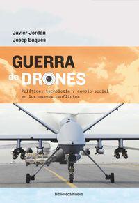 GUERRA DE DRONES: portada