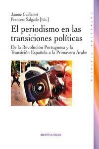 EL PERIODISMO EN LAS TRANSICIONES POLITICAS: portada