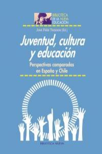 JUVENTUD, CULTURA Y EDUCACION: portada