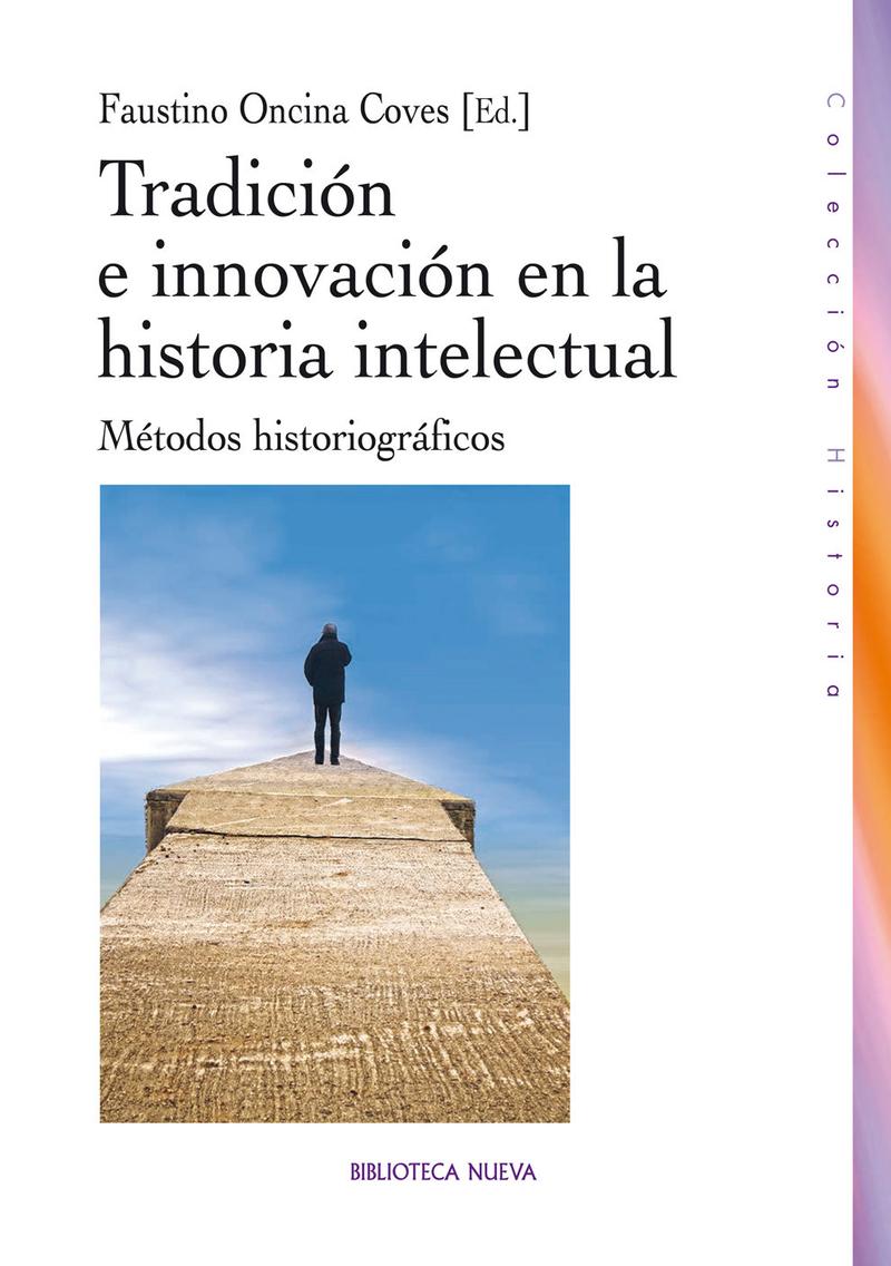 TRADICION E INNOVACION EN LA HISTORIA INTELECTUAL: portada