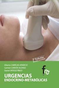 URGENCIAS ENDOCRINO-METABÓLICAS-2º EDICIÓN: portada