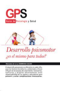 DESARROLLO PSICOMOTOR, ¿ES EL MISMO PARA TODOS??: portada