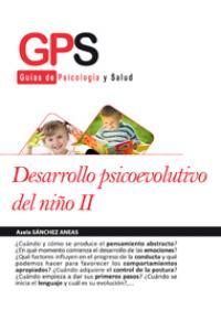 DESARROLLO PSICOEVOLUTIVO DEL NIÑO II: portada