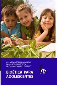 BIOETICA PARA ADOLESCENTES: portada