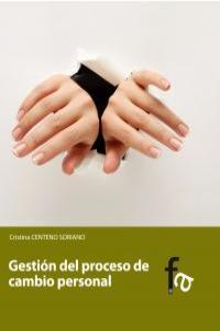 GESTIÓN DEL PROCESO DE CAMBIO PERSONAL: portada