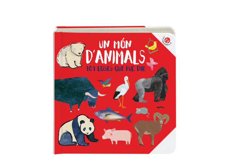 Un món d'animals: portada
