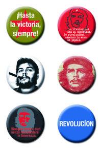 CHAPAS CHE GUEVARA: portada