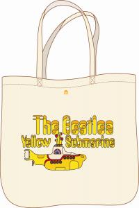 BOLSA THE BEATLES BEIGE: portada