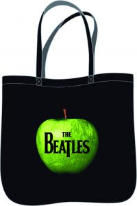 BOLSA THE BEATLES APPLE NEGRO: portada
