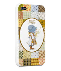CARCASA IPHONE 4 - 4S - HOLLY HOBBIE: portada