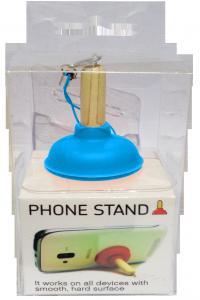 PHONE STAND AZUL: portada