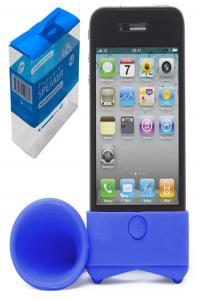 ALTAVOZ IPHONE 4S SPEAKER AZUL: portada