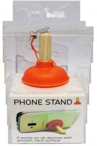PHONE STAND NARANJA: portada