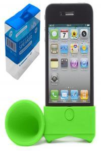 ALTAVOZ IPHONE 4S SPEAKER VERDE: portada