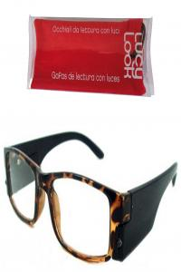LUCY LOOK GAFAS MARRON + 1.00: portada